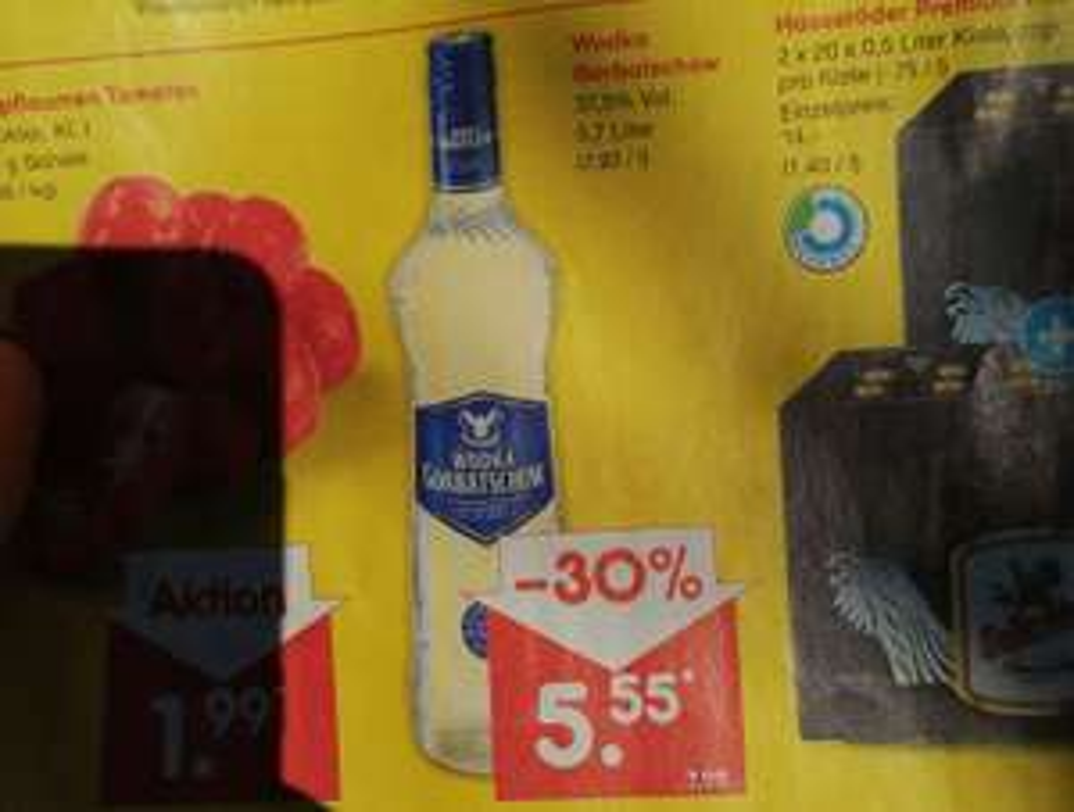 Wodka Gorbatschow Samstagskracher (03.04.2021)