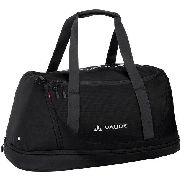 VAUDE Tecotraining II 50 L+10 L, Sporttasche, extra Schuhfach, Green Shape Label, 2 Farben