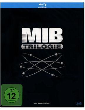 Men in Black 1-3 (Includes UltraViolet Copies) Blu-ray €18.69 @Zavvi