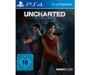 Uncharted: The Lost Legacy Horizon: Zero Dawn Complete Edition (PS4) je 9,99€ (PS4) [Saturn & Mediamarkt]