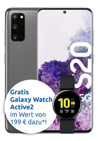 S20 5g mit Watch im Magenta S Tarif, durch Verkauf der Uhr und Cashback ca. 650€