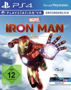 Iron Man VR / Death Stranding / Dreams [PS4] bei Abholung je 15,99€
