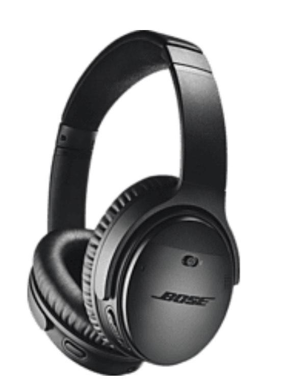 [Ebay] Bose QC35 II QuietComfort ANC Headphones kabellos Noise Cancelling in Schwarz
