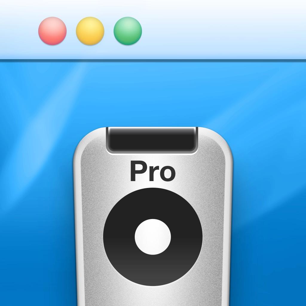 [iOS / iPadOS/ 4,7*] Fernbedienung für Mac/Windows [Pro]
