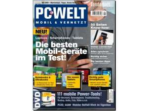 [ebook] PC-Welt Sonderheft: Mobil & Vernetzt Gratis