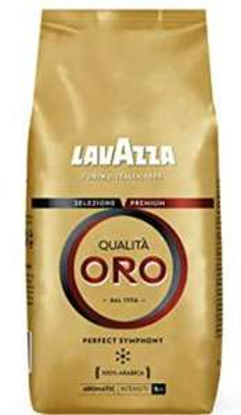 [Amazon] Lavazza Kaffeebohnen Qualität Oro 1kg - im Sparabo mit 15% für 10,11€