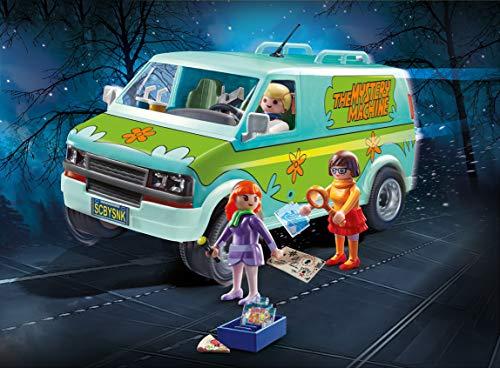 Playmobil, Scooby-Doo, Mystery Machine