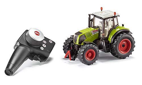 siku, Ferngesteuerter Claas Axion 850 Traktor; 1:32, Inkl. Fernsteuermodul