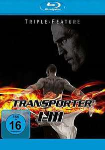 Amazon WHD - Transporter 1-3 - Triple-Feature [Blu-ray]