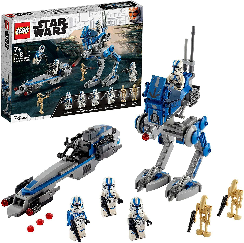 LEGO Star Wars - Clone Troopers der 501. Legion (75280) für 17.02€ (Amazon.es)