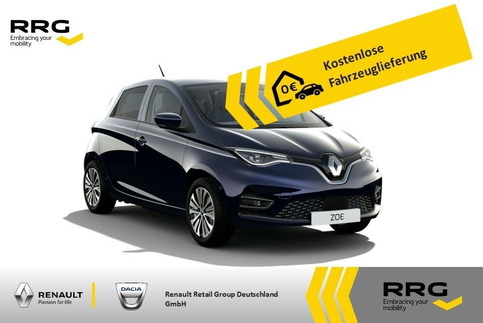 (Gewerbeleasing) Renault Zoe Experience R110 Z.E. 50 | LF 0,12 eff. 71,19€ mtl. netto | BLP: 35.690€, 24M. 10tkm