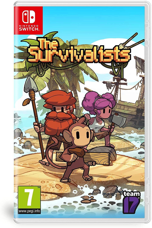 The Survivalists(Nintendo Switch) [Amazon.co.uk]