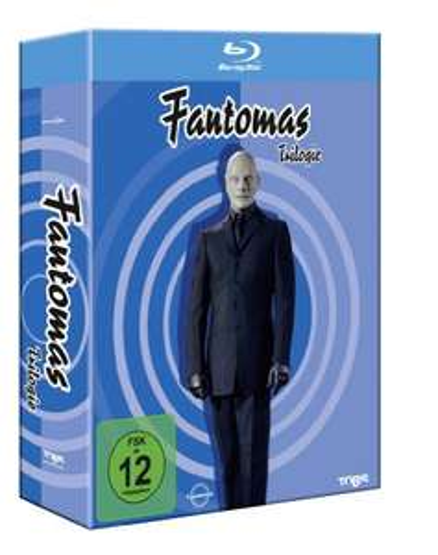 [Amazon Prime] Fantomas - Trilogie (Blu-Ray)