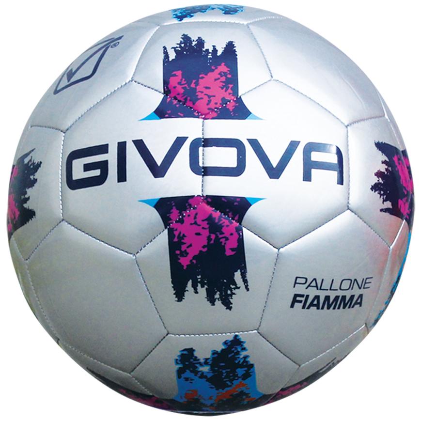 Givova Fiamma Academy Trainings Fußball in 3 Farben und Größen 3 / 4 / 5 (je 4,44€ + 3,95€ Versand)