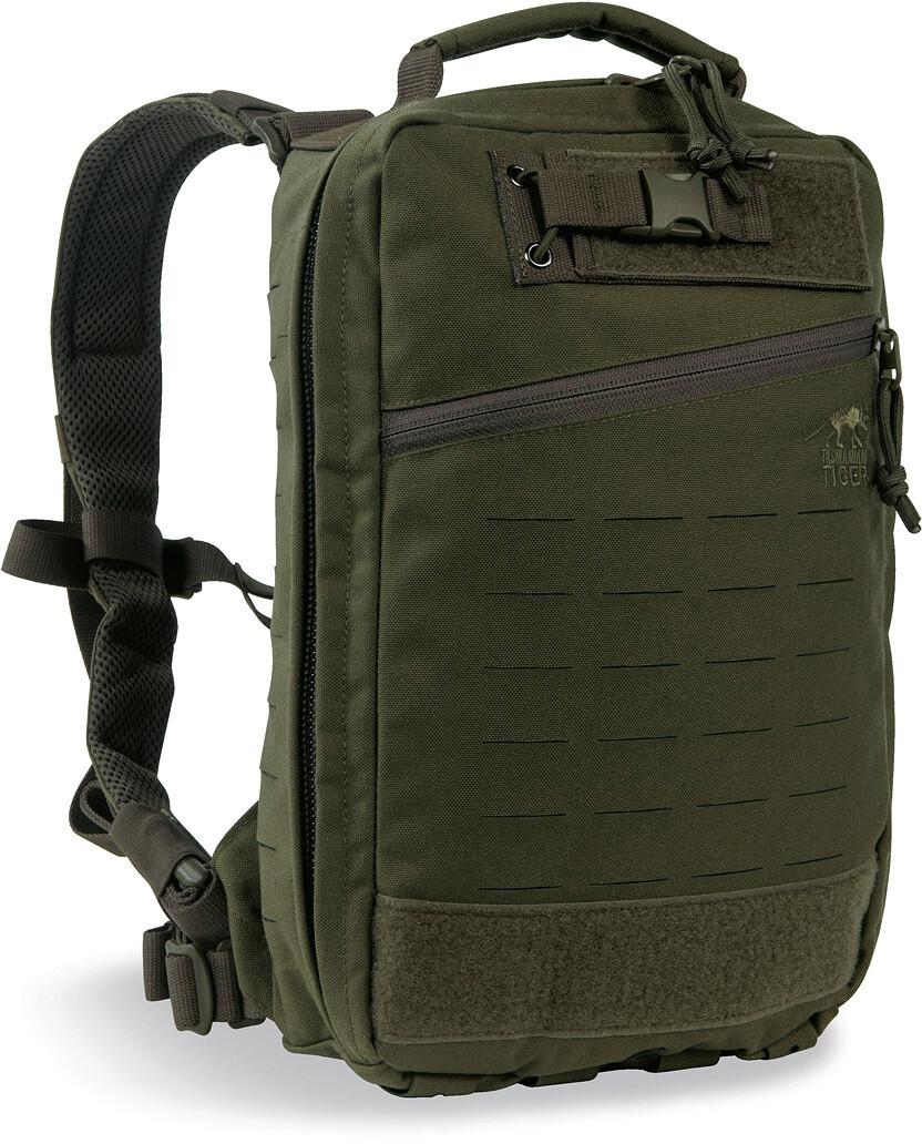 (Campz) Tasmanian Tiger TT Medic Pack S MK II First Aid 6L Rucksack