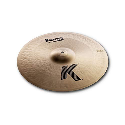 Zildjian K Zildjian Series 19 Zoll Dark Crash Thin Cymbal