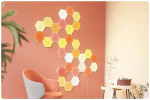 10% Rabatt auf Nanoleaf Shapes & Canvas Starter Kits im Nanoleaf Shop