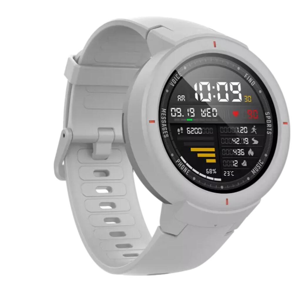 AMAZFIT Verge, Smartwatch, 185 mm, Moonlight White