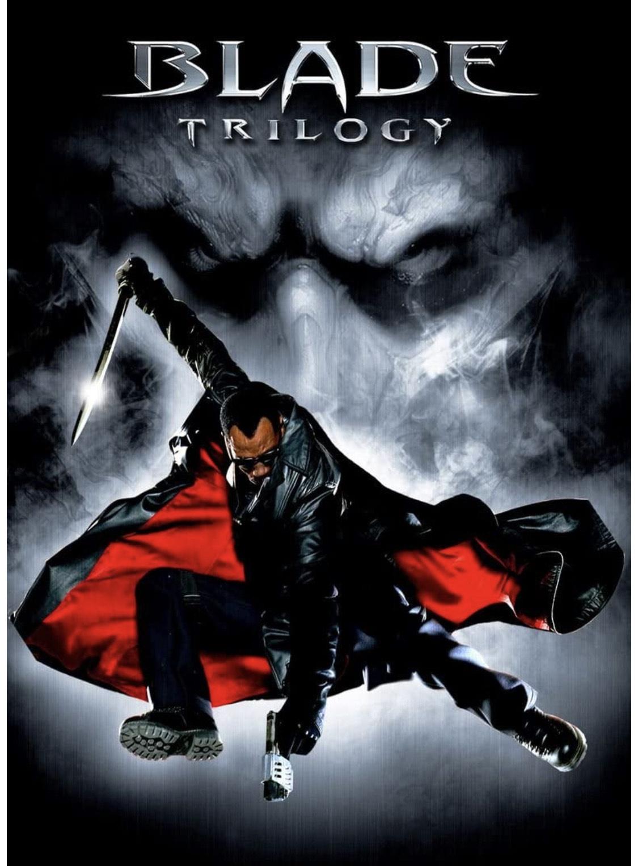 Blade Trilogie bei iTunes (Teil 1 in 4K)