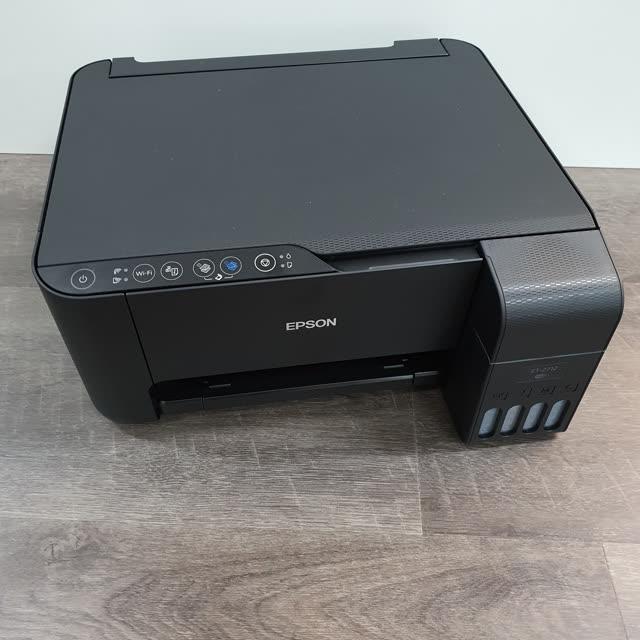 [Lokal MediaMarkt Mannheim-Sandhofen] EPSON EcoTank ET-2712 Tintenstrahl Multifunktionsdrucker WLAN
