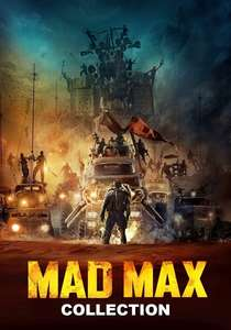 Mad Max Collection bei iTunes (Teil 4 in 4K)