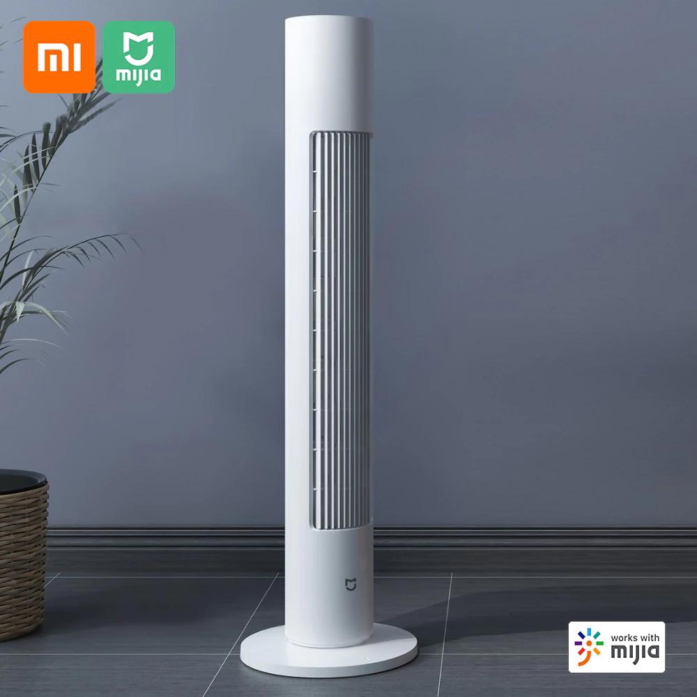 Xiaomi Mijia Smart Turmventilator mit DC Frequenzumwandlung & Ohne Rotor - Versand aus DE für 76,99€