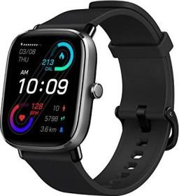 """AMAZFIT GTS 2 Mini Smartwatch (1.55"""" OLED, BT5.0, 120mm+85mm) in schwarz, grün oder pink"""