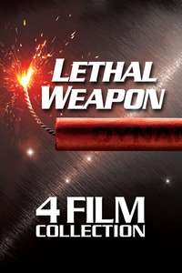 Lethal Weapon Movie Collection (Teil 1- 4 in HD) iTunes Apple Store