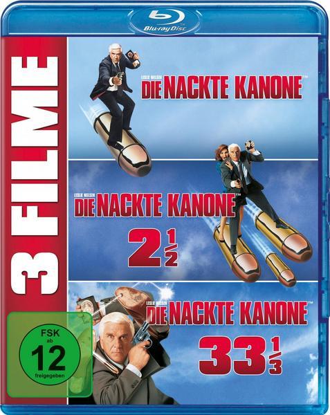 Die nackte Kanone 1-3 (3 on 1)Blu-ray für 10,07€ inkl. Versand mit Thaliaclub