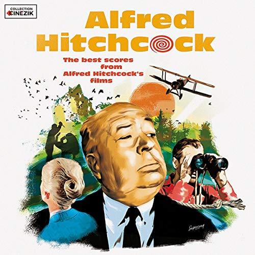 Various Artists - The Best Scores From Alfred Hitchcock's Films [Vinyl | Doppel-LP] für 12,73€ [Amazon Prime]