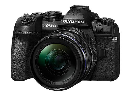 Olympus OM-D E-M1 Mark II Kit 12-40 mm ( 20,4 Megapixel, M.Zuiko DIGITAL ED 12‑40MM F2.8 PRO Objektiv )