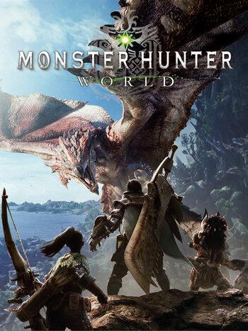 Monster Hunter: World Steam Key (Metacritic: 88/6,8)