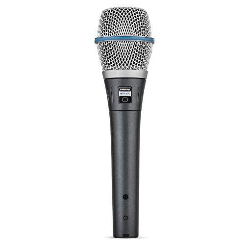 [Amazon Prime] Shure BETA 87C Kondensator-Gesangsmikrofon