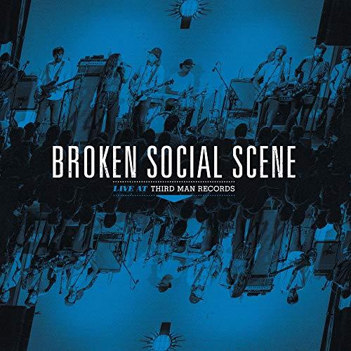 Broken Social Scene - Live At Third Man Records [Vinyl] für 10,45€ [Amazon Prime]