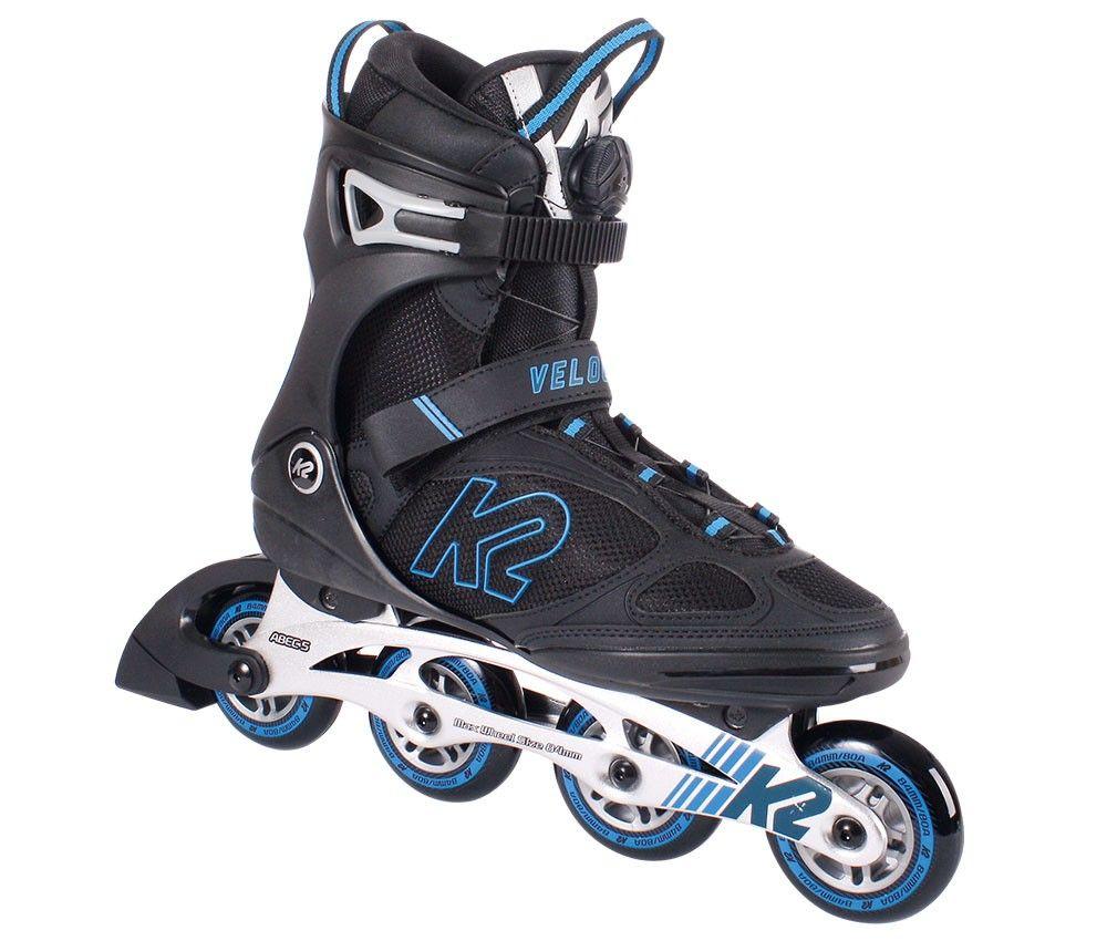 K2 Velocity Boa 84 Inliner (Inline Skates) mit Newsletter Gutschein (auch für Damen erhältlich)