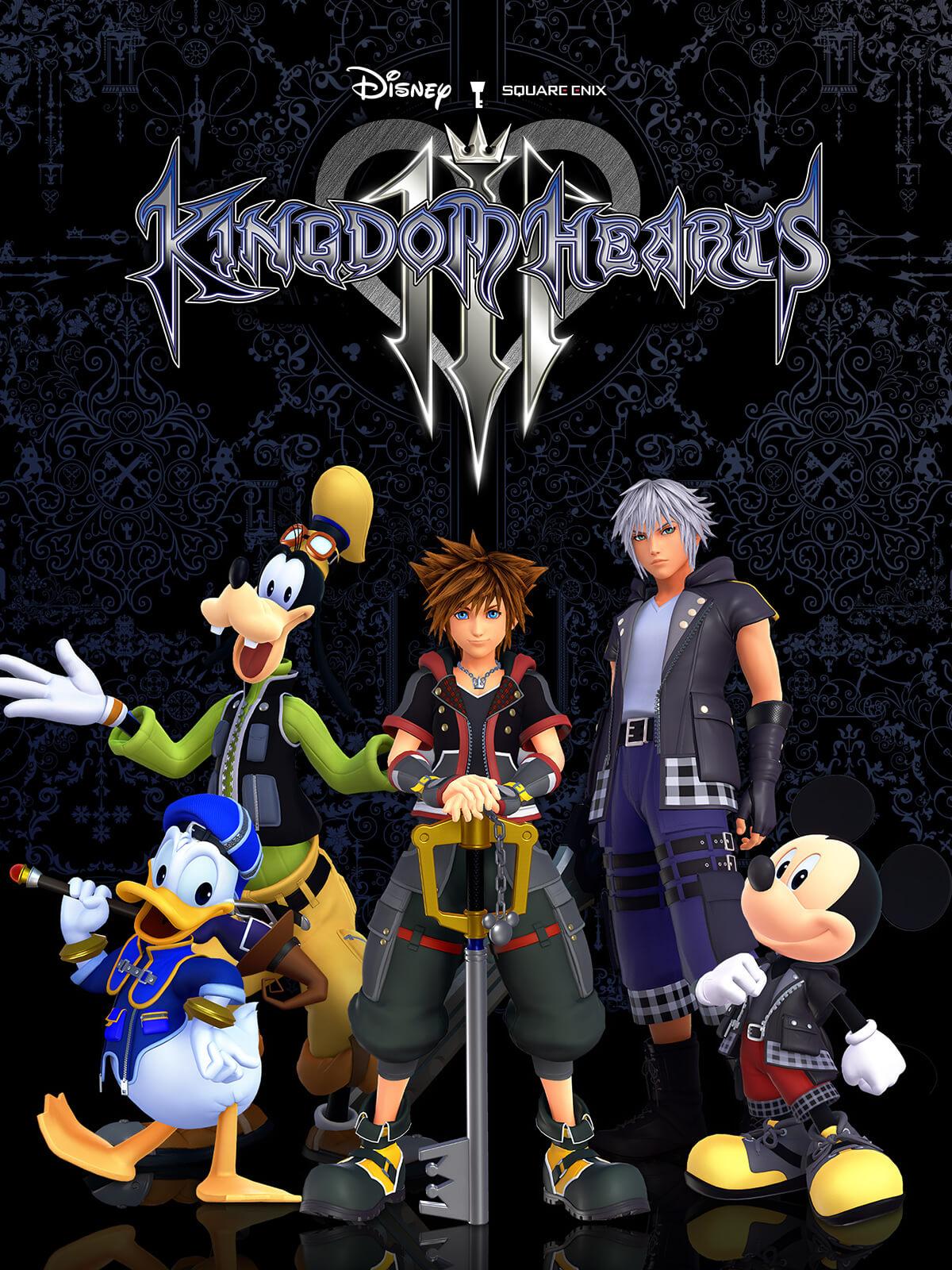 KINGDOM HEARTS III + DLC + 3 Monate Disney+ (Neue Abonnenten 18+) gratis