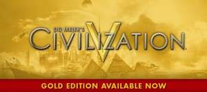 [STEAM] Sid Meier's Civilization V: Gold Edition (mit Gods and Kings)