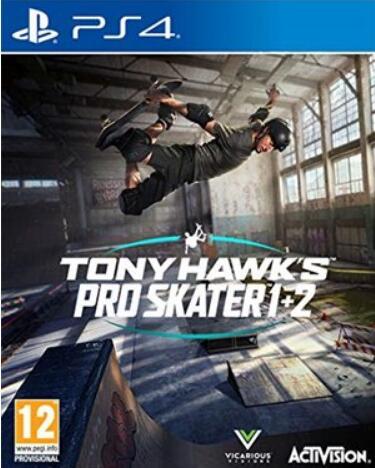 Tony Hawk's Pro Skater 1 + 2 (PS4) für 29,03€ inkl. Versand (Base.com)