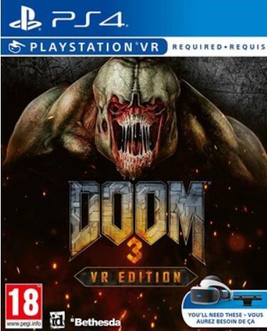 DOOM 3 VR Edition (PS4) für 16,20€ (Base.com)