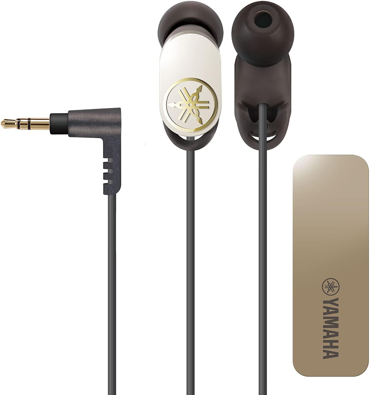 Yamaha EPH-W 22 Bluetooth In-Ear Kopfhörer in weiß (8,5 mm Treiber)