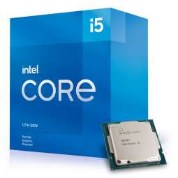 Intel Core i5-11400F inkl. Intel Hitman 3 Bundle (6C/12T, 2.60-4.40GHz, boxed)