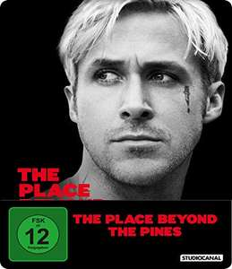 The Place Beyond the Pines [Blu-ray] Steelbook für 8,97€ [Amazon Prime]