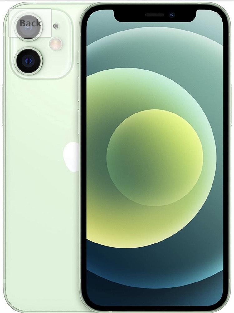 Apple iPhone 12 Mini 64GB in grün