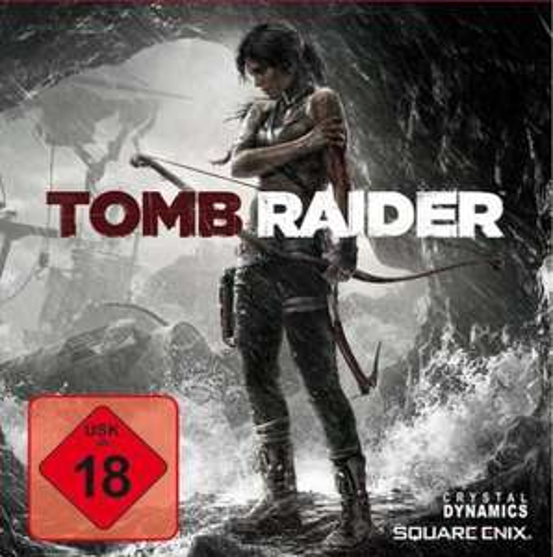 TOMB RAIDER 2013 PS3 oder XBOX lokal Sat. Gummersbach 49€ + Gratis Tomb Raider Poster