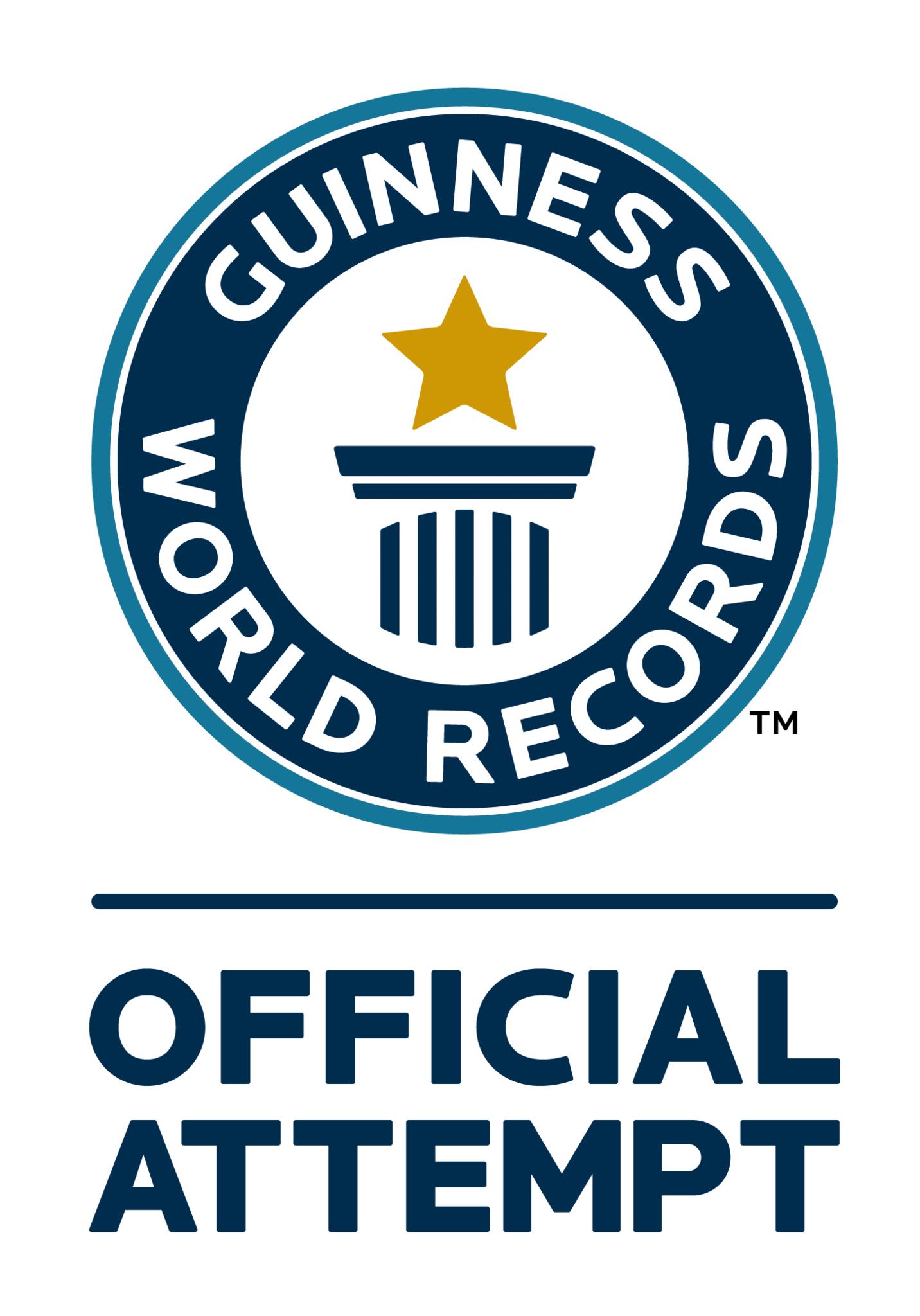 Kostenlose Guinnes-World-Record-Urkunde bei Anmeldung zum 10km Weltrekordversuch von Virtualrunners