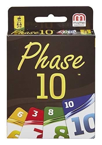 Mattel - Phase 10 (Niederländische Ausgabe) [Amazon Prime]