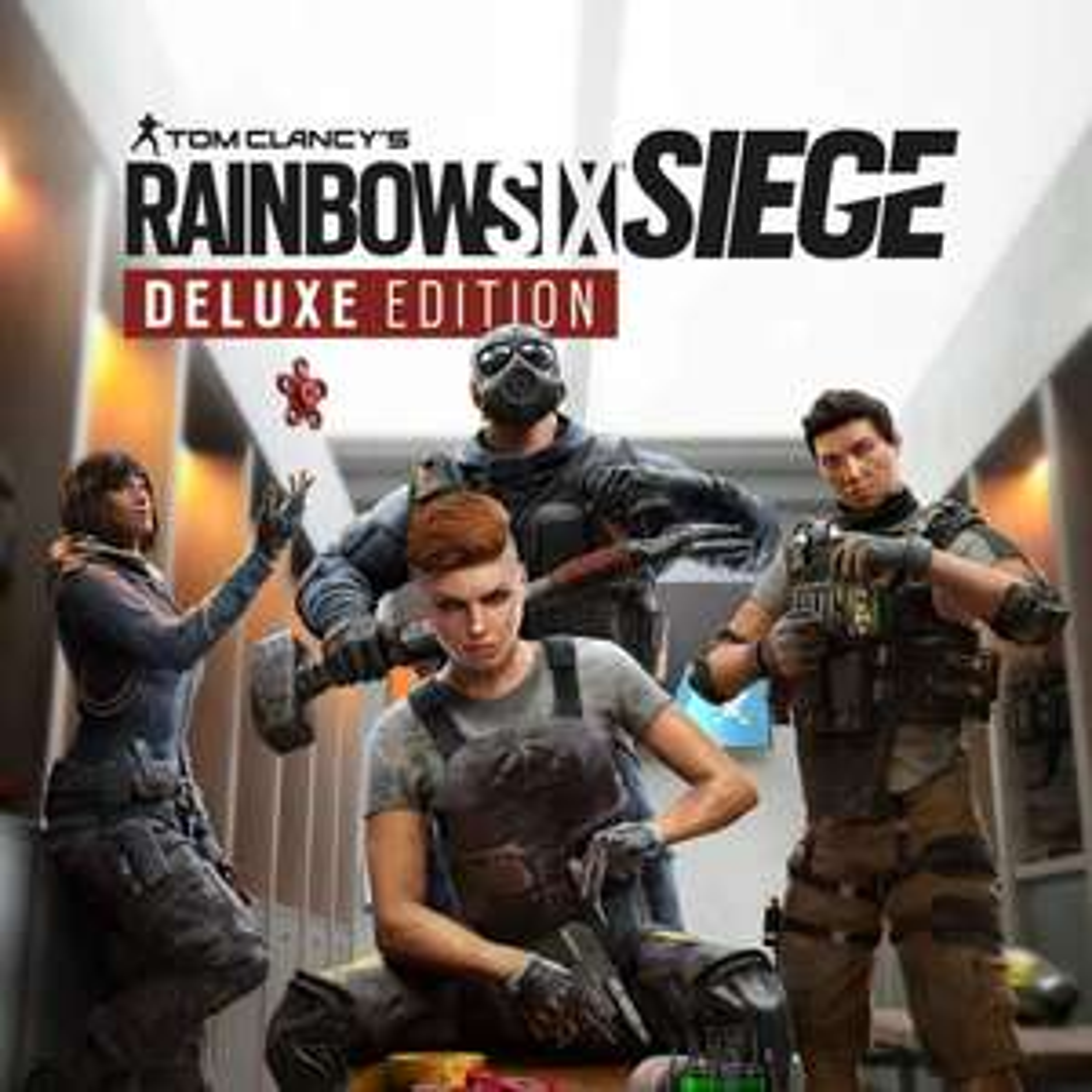 Rainbow six Siege Deluxe PS4 / PS5