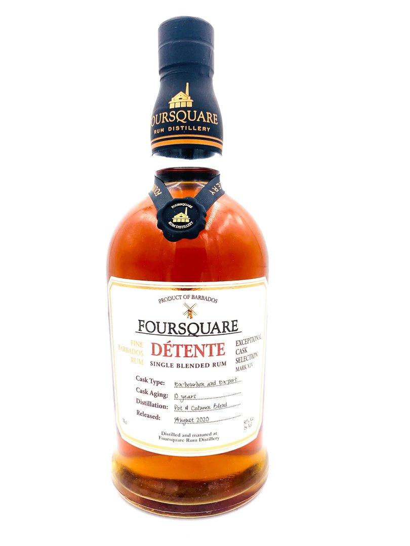 "Viele Whisky & Rum Angebote im ""OSTER-SALE"" - z.B. Foursquare Détente oder Port Charlotte Pl6"