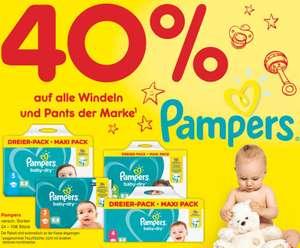 [Netto MD am 09.04.] 40% Rabatt auf alle Pampers Windeln und Pants (teilweise wohl nur mit Deutschland Card)