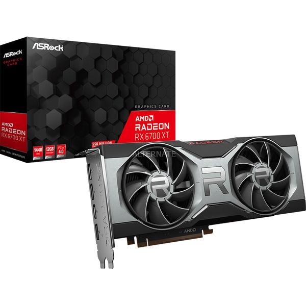 ASRock AMD Radeon RX 6700 XT Referenzdesign + verfügbar!, 699€ + Versand